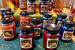 Fall Scent Candles Amherst NH