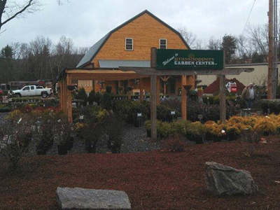 Grasshoppers Garden Center has plants for Weare, NH